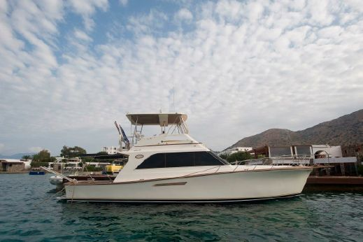1987 Ocean Yachts Sport Fishing 48'