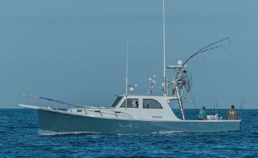 2001 Wesmac 46 Sportfish Twin engine
