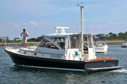 2000 Little Harbor WhisperJet 40