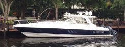 2010 Intrepid 475 Express Yacht