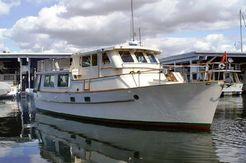 1980 Bluewater 40 Trawler
