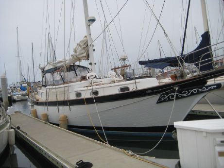 1980 Downeaster Cutter Rig