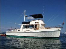1975 Grand Banks 42 Classic