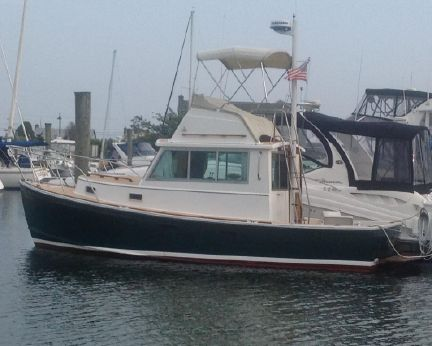 1991 Cape Dory 28 Flybridge Cruiser