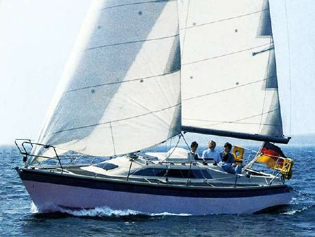 1986 Dehler 31