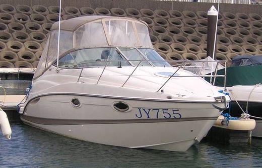 2001 Maxum 2500 SCR
