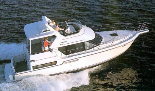 1996 Carver 404 Cockpit Motor Yacht