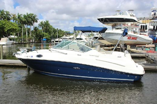 2011 Sea Ray Sundancer 240