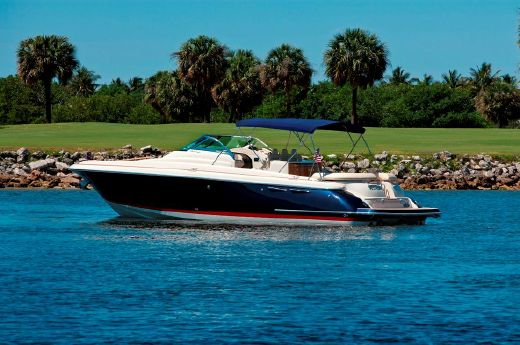 2015 Chris Craft1 36 Launch