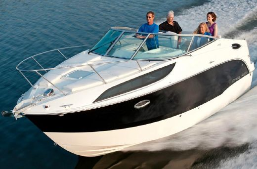 2012 Bayliner 255 Cruiser