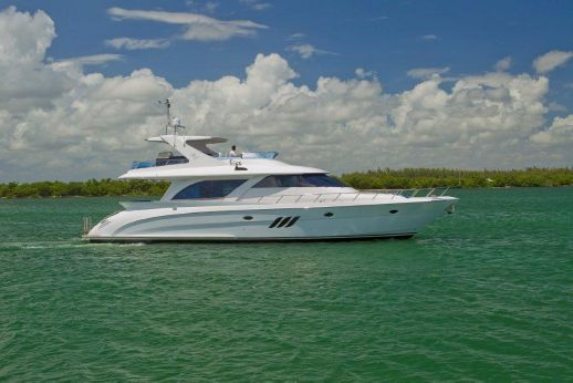 2010 Holland 67 Pilothouse Motor Yacht