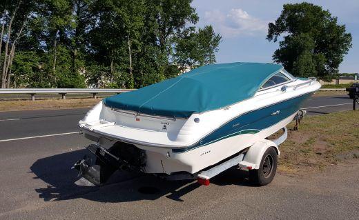 1996 Sea Ray 210 Bow Rider