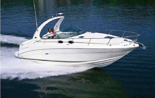 2006 Sea Ray Boats SEA RAY SUNDANCER 335