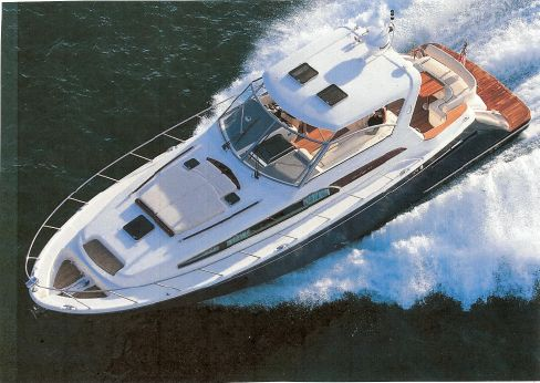 2007 Chris-Craft ROAMER IPS 500 HERITAGE EDITION