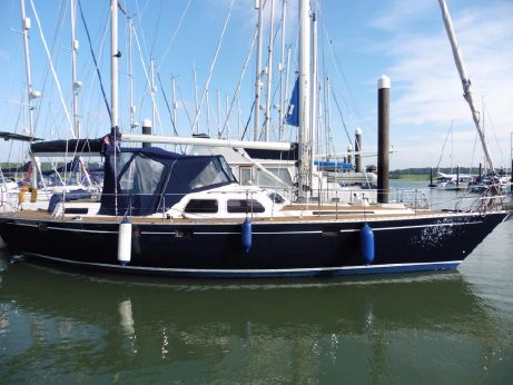 1983 Oyster 435 DS Ketch
