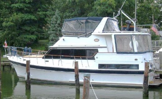 1988 Bestway Sundeck Motor Yacht