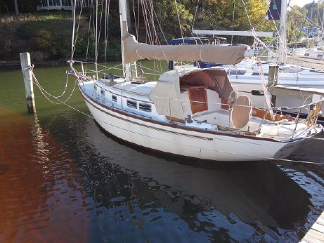 1984 Sea Sprite 34 C.E. Ryder Custom