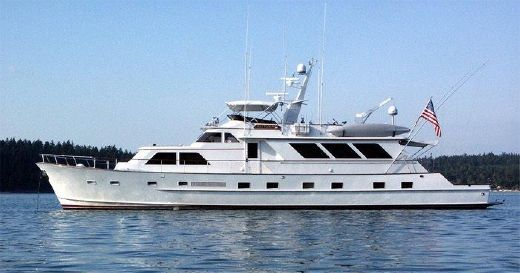 1981 Broward Motoryacht
