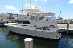 1980 Viking Yachts 43 Double Cabin
