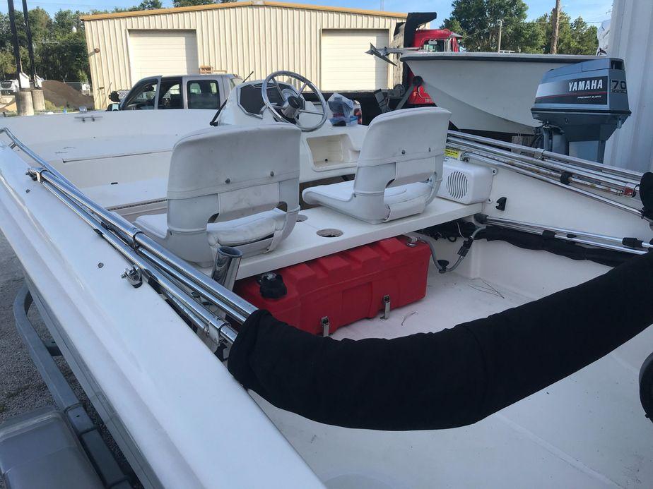2017 Boston Whaler 150 Super Sport Power Boat For Sale - www