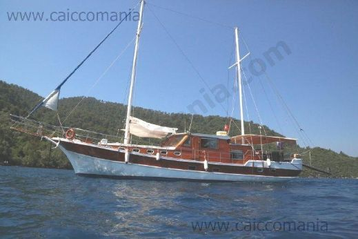 1999 Turkish Gulet Marmaris Gulet
