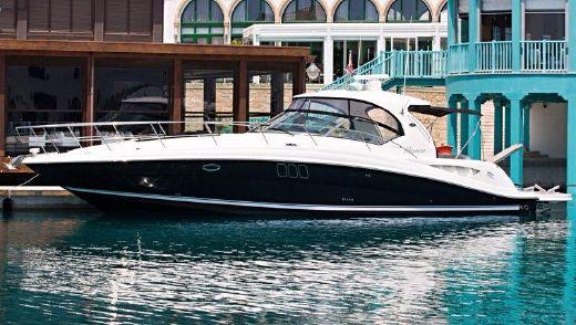 2007 Sea Ray 455 Sundancer