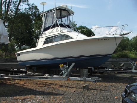 1989 Pacemaker 31 SPORT FISHERMAN