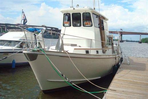1976 Gulfstar Custom Trawler MK 2
