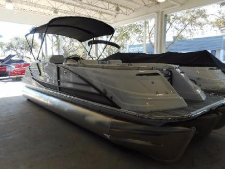 2018 Crest Savannah 250 NX-L Pontoon Boat