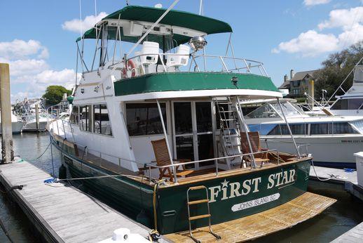1988 Island Gypsy Sedan Trawler