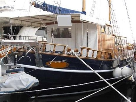 1983 Luxury Wooden Motorsailer