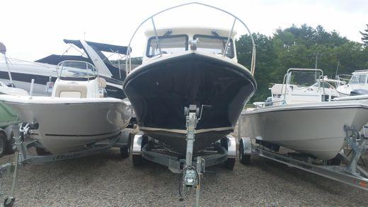 2017 Eastern Boats Sisu 22