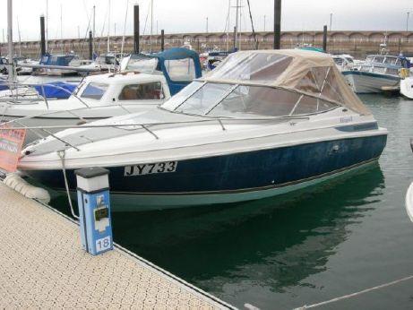 1997 Maxum 2300SC