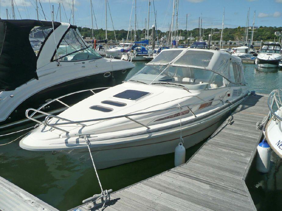 1991 Draco 2500 Crystal Power Boat For Sale - www yachtworld com