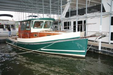 1979 Young Brothers Lobster Boat
