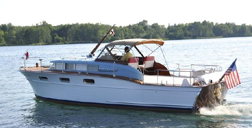 1956 Chris Craft1 Futura