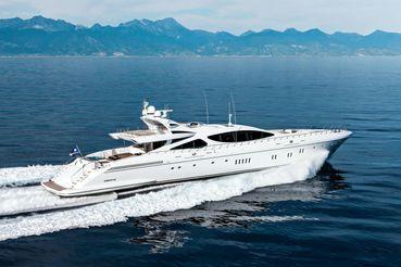 2012 Overmarine Mangusta 165