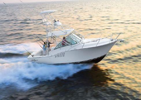 2014 Albemarle 290 Express Fisherman