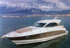 2010 Jeanneau Prestige 42S