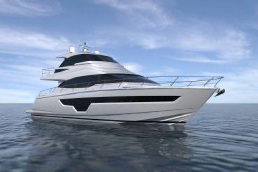 2021 Johnson 70 Motor Yacht