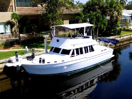 2000 Mainship 3SR 430 Trawler