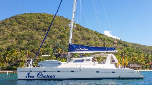 1997 Voyage Yachts Voyage Mayotte 500