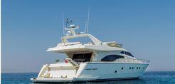 1999 Ferretti Yachts 68