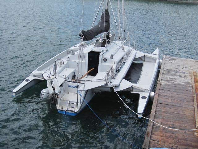 Telstar 28 Trimaran Sailboat Review | Cruising World
