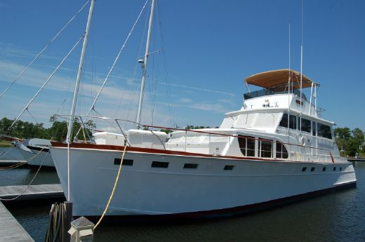 1973 Huckins Offshore
