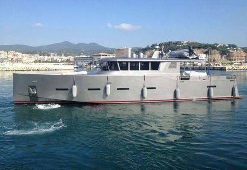 2012 Vismara Marine NAVETTA 68