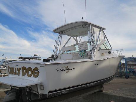 2008 Albemarle 260 Express Fisherman