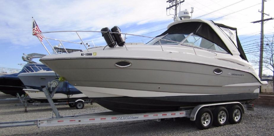 2009 Monterey 280 SCR Power Boat For Sale