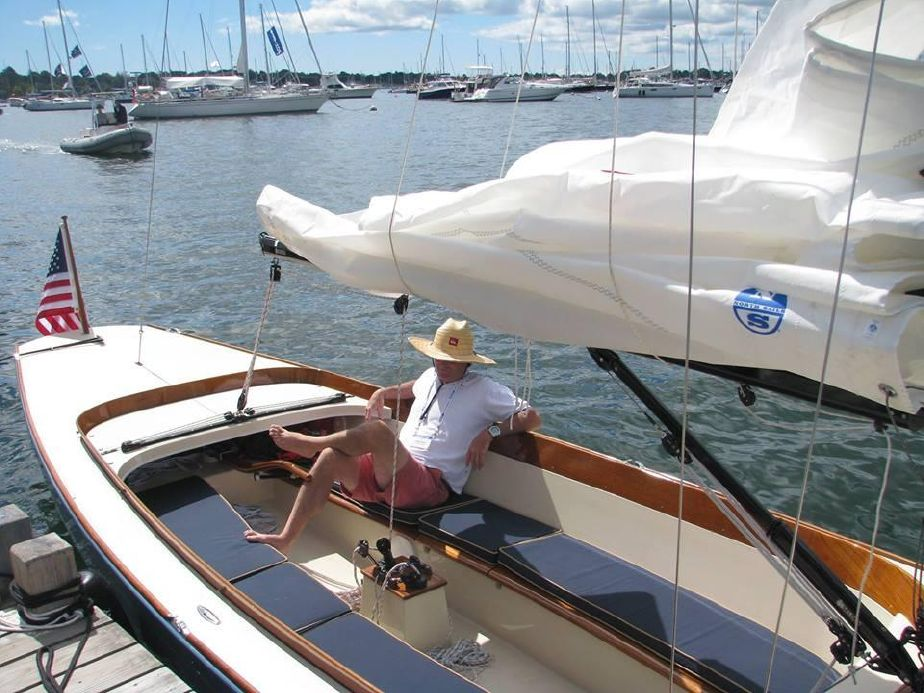 2020 C W  Hood 32 Daysailer Sail Boat For Sale - www yachtworld com