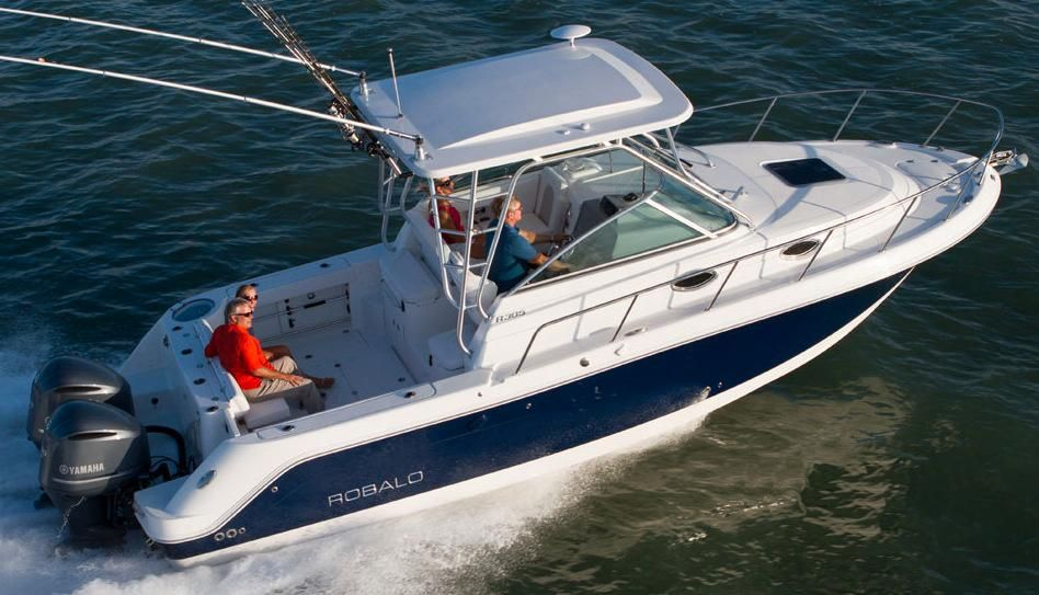2016 robalo r305 walkaround power boat for sale www for Robalo fish in english